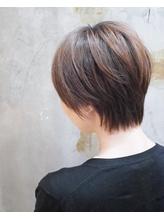 【Noele】30代40代にもオススメ! ハンサムショート☆.2
