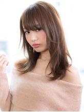 【QUATRO】姫カット×ミルクティーカラー アンティーク.45
