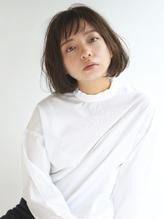 【andrey Ebisu】ショートバングカールボブ[junya].40