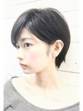 【PHASE/三畑賢人】小顔に見える耳掛けクール系ショート OL.32