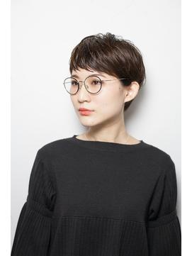 【LITA】大人メガネショート002 高野