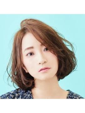 モテ可愛い不動のNo.1☆ふんわりボブスタイル☆