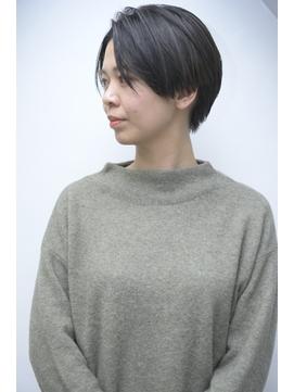 【FiLMs春夏スタイリスト東 智司】メンズライクショート