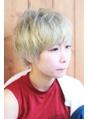 ★hair LOGIA★  〇抜け感やわらかショートマッシュ