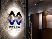 メンズウィル バイ スヴェンソン 上野スポット(MEN'S WILL by SVENSON)の詳細を見る