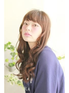 【マハロアモアナ】銀座 ルミックスカールデザインカラー