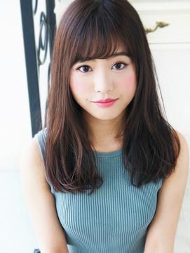 【ジュレベール松田】 ハニースウィート Natural 可愛いセミディ