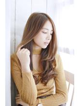 美髪デジタルパーマ/バレイヤージュノーブル/クラシカルロブ/981 Oggi.57