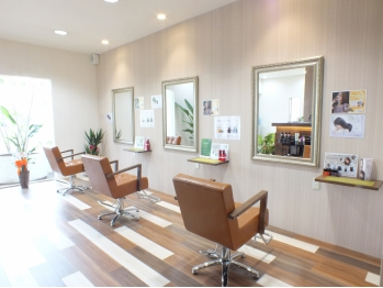 トランキーユ(hair salon tranquille)(兵庫県姫路市/美容室)