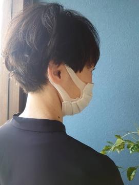 《Kubu hair》大人マッシュショート