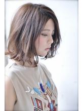 roijirstyle☆センターパート×ハニーヘア× マーメイドアッシュ ブライダル.51