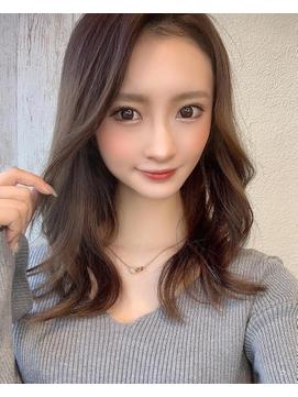 韓国【NAOYA】似合わせレイヤースタイル ヨシンモリ オルチャン