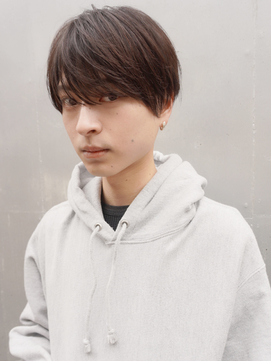 【laundry】ユニセックス/マッシュ