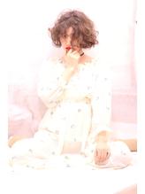 【ララドゥ 関根】ボブふわガーリー.39