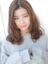 ☆束感×カール感が絶妙なセミディスタイル☆ .35