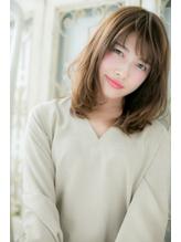 高崎★とろみカラーがフェアリー♪ナチュラルセミディA.13