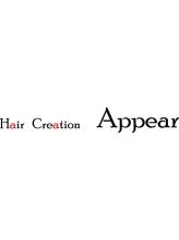 ヘアー クリエーション アピアー(Hair Creation Appear)