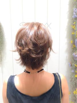 【RELAXX遠山雄也】結婚式二次会に!ショートヘアのヘアアレンジ