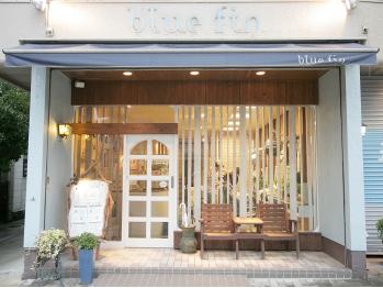 ブルーフィン(blue fin)(兵庫県神戸市須磨区/美容室)