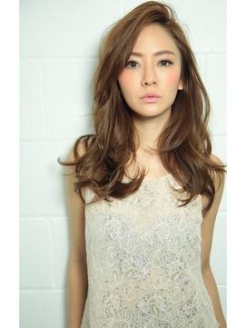 美髪スタイル☆ 大人のボリュームフェアリーロングカール