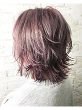 ピンクバイオレットカラー 春色.60