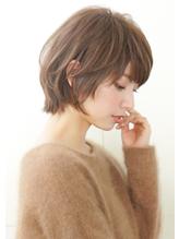 『rue京都』大人可愛い前下がりボブ☆小顔マッシュショート かわいい.41