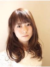 ふんわり揺れるゆるウェーブ with.17