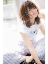 メリハリ感が可愛い☆丸み×くびれマッシュウルフ 愛され.51