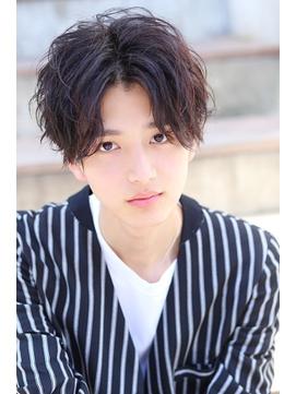 【LIPPS原宿】イメチェン 簡単スタイリング ネープレス 黒髪