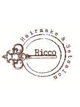 ヘアメイクアンドセットサロン リッコ(Hair make&set salon Ricco)