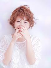 ラフな軽さと動きのあるショートボブ☆武蔵小杉・oggiotto.26
