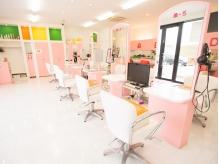 美容室ママファミリー ハローパーク周船寺店