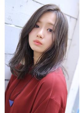 AFLOAT【松浦 布右真】ブルベ夏×透け感ラベンダーアッシュ