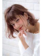小顔ヘルシーレイヤー3Dカラーイルミナカラーデジタルパーマ.49