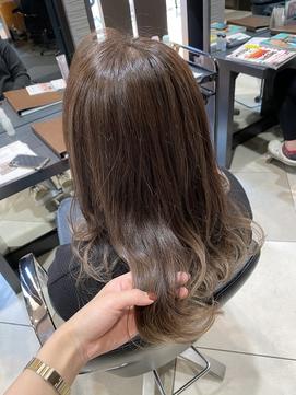 艶髪グラデーション