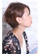 《Lian by Allure》 YOSHI アシンメトリーショートスタイル.30