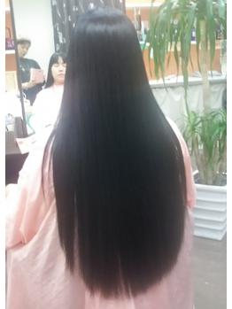 【大人女性の髪質改善サロン】ゴワつきやハイダメージでお悩みの方に◎使う度に潤いを与え本来の健康な髪へ