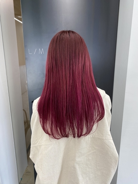 * cherry  red colour *