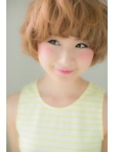【Euphoria】短くても女子度高め☆ふわ甘ショート 前髪パーマ.26
