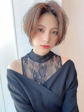《Agu hair》束感コンパクトショート