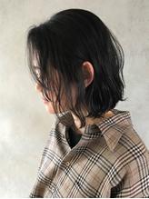 ◇切りっぱなしボブ/ウェーブ/クセ毛/アンニュイ◇.12
