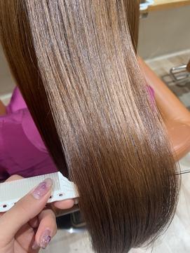 髪質改善プレックスメントトリートメント