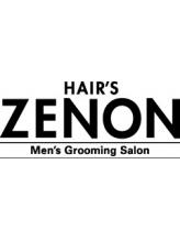 ヘアーズ ゼノン 天王寺ミオプラザ館店(HAIR'S ZENON)