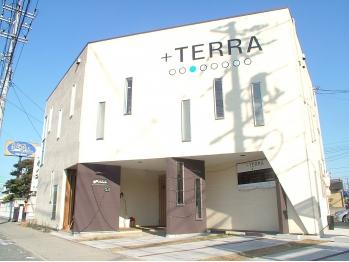 テラ +TERRA
