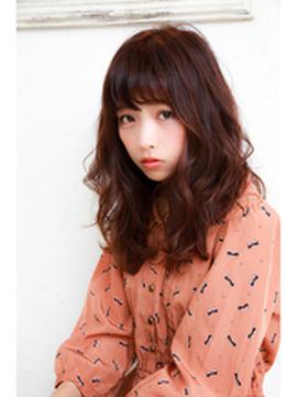 【Tetote】☆ツヤ髪スウィートカーリーちょい甘ロング☆