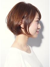 【DECO・穂積聡】☆大人かわいい小顔・絶壁解消ショートボブ☆ .29