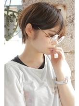 【+~ing】 無垢スタイル 耳掛けショート【畠山竜哉】 メガネ.5