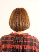 SHOWのストレートは柔らかく髪が傷みにくくかつコテで巻きやすい万能縮毛矯正の仕上がりに大満足☆!!