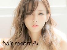 ヘアリゾート エーアイ 上野店α(hair resort Ai)の詳細を見る