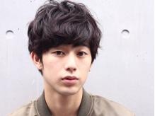 《Men's限定MENU☆カット+リフレッシュスパ¥3500》再現性抜群でオシャレにキマる!!とMen'sからも支持◎